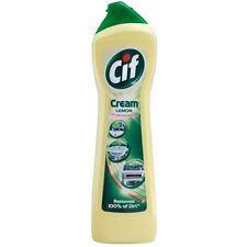 Limpiador Cif Crema de Limón 500ml