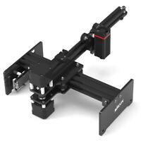 KKmoon DIY Mini Desktop Metal Laser Engraver Portable Engraving Carving Machine