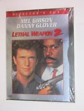 Lethal Weapon 2 (DVD, 2000, Directors Cut)  BRAND NEW    FACTORY SEALED   FREE S