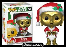 STAR WARS:HOLIDAYS - C-3PO AS SANTA FUNKO POP! VINYL FIGURE #276