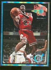 1997 Heroes of the Game MICHAEL JORDAN #59 Diamond Edition #12/150 - Full INSERT