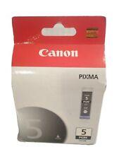 Canon PGI-5 BK 0628B005 Ink Cartridge NEW