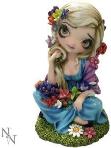 Strangeling The Art of Jasmine Becket-Griffith Flora Nemesis Now B1498D5 Statue