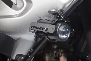 Yamaha Super Tenere XTZ1200/XTZ750/Tenere XTZ660 Hella fog lights kit with crash