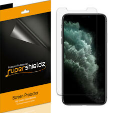 "6x Supershieldz Anti Glare Matte Screen Protector for iPhone 11 Pro Max (6.5"")"