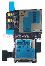 SD sim flex de tarjetas de memoria lectores Memory Card Reader Samsung Galaxy s4 Active