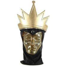 Disney Snow White Crown Evil Queen Costume Hat Headpiece Adult Villain LICENSED