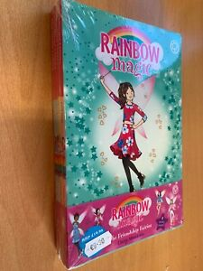 Rainbow Magic The Friendship Fairies pack of 4 books by Daisy Meadows