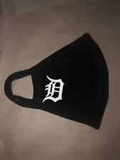 Detroit Tigers Reusable Face Mask- Double Layer 100% Cotton