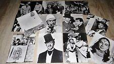 LE TOUR DU MONDE EN 80 JOURS jules verne les 24 photos presse argentique 1957