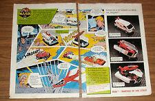 Seltene Werbung MASK M.A.S.K Slingshot Campmobil Comic 1987
