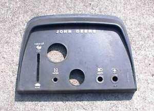 John Deere(A2-016) 210 212 214 216 - Instrument Panel