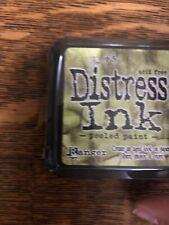 Nib! Tim Holtz Distress Ink Pad - Peeled Paint Create An Aged Look Acid Free