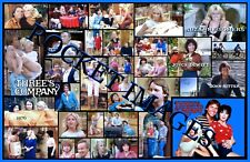 Threes Company 1976.Custom TV Poster 11x17 Buy 2 Posters Get Poster is FREE seo