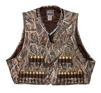 DRAKE Waterfowl Systems 900D Mossy Oak Shadow Grass Blades Camo Wading Vest