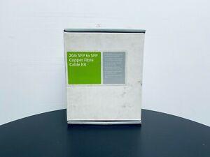 Apple Xserve 2GB SFP to SFP Copper Fibre Cable Kit - M9378G/A - Box new