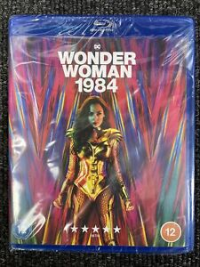 Wonder Woman 1984 (DC) Blu Ray - UK Stock - Brand New & Sealed