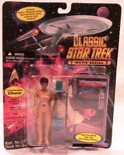 1995 Playmates Star Trek Lieutenant Uhura - Mint on Card!