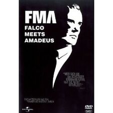 FALCO MEETS AMADEUS - DVD NEUWARE AXEL HERRIG,JOACHIM SCHWEIZZER,BARBARA FERUN