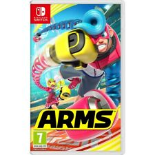 Arms Nintendo Switch Game 12 Years