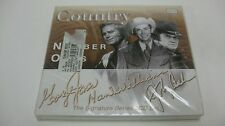 Rare Country Number Ones Signature Series 2 CD Set 2001 Cannon Media      cd1004