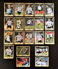 Panini UEFA Euro 2012 Poland/Ukraine Complete German Edition Poster Stickers
