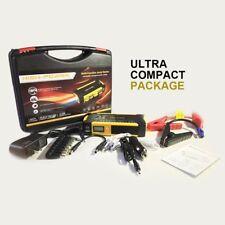 16000mAh Car Jump Starter 12V Emergency Battery Booster Power Bank 4USB LED SOS