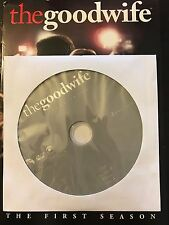 The Good Wife - Season 1, Disc 1 REPLACEMENT DISC (not full season)
