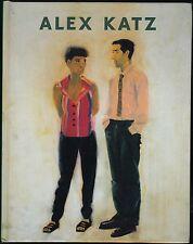 ALEX KATZ-MIT EINEM ESSAY VON KAY HEYMER-SIGNED 1ST-1998