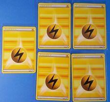 10x Lightning Energy 78/83 Pokemon TCG card XY Generations common NM