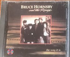 """Bruce Hornsby And The Range """"The Way It Is"""" CD. Near Mint!"""