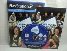 World Poker Tour PS2 (Playstation 2) PAL