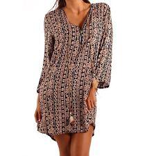 Markenlose Damenkleider für Casual