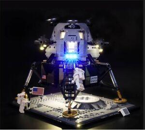 Lightaling LED Light Kit for Lego 10266 Creator NASA Apollo 11 Lunar Lander