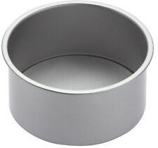 Kitchen Craft Non Stick 7 Inch / 18cm Round Deep Loose Bottom Cake Baking Tin