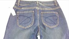 Chicos SZ 00 Platinum Slimming Jeans Womens SZ 2 Ultimate Fit 30 x 31 Actual NEW