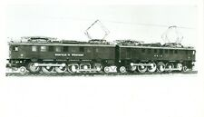 Vintage N&W, Norfolk and Western #2512 a 1-D-1+1-D-1 class LC2 electric loco