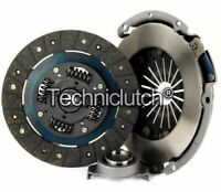 NATIONWIDE 3 PART CLUTCH KIT FOR FORD ORION BERLINA 1.6