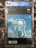 SILVER SURFER #1 CGC 9.4 HIP HOP VARIANT COVER MARVEL COMICS 2016