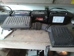 99-04 WJ Jeep Grand Cherokee Air Cleaner Intake Box Power Tech 4.7L OEM