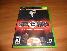 Stacked With Daniel Negreanu (Microsoft Xbox, 2006) Used Complete Poker Hold 'em
