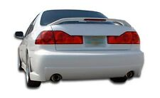 98-02 Honda Accord 4DR Duraflex B-2 Rear Bumper dual exhaust 101978
