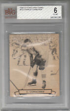 1936-37 O-Pee-Chee V304D #123  CHARLIE CONACHER    BVG 6 (EXCELLENT-MINT)