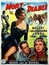 Humphrey Bogart : Beat The Devil : Poster Reproduction