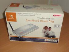 Sitecom Wireless Network WLAN Broadband Router 54g