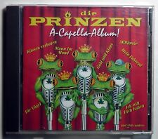 CD Die Prinzen A-Capella-Album