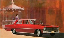 Artist impression 1967 Chevy II Nova Sedan auto dealership advertising 2088