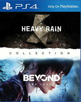 The Heavy Rain & Beyond: Two Souls Collection (Sony PlayStation 4, 2016)