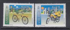 Brazil 1994 America UPAEP Sc 2464-2465  Mint Never Hinged