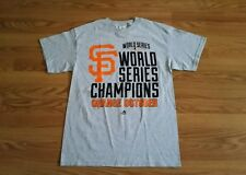 San Francisco Giants 2014 World Series Champions Orange October T-Shirt! Nice!